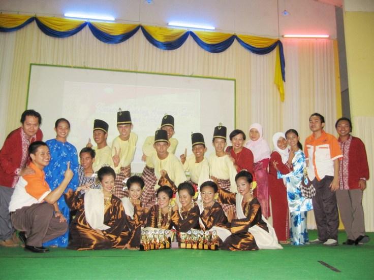 Johan Pertandingan Tarian ASAT - Sarawak