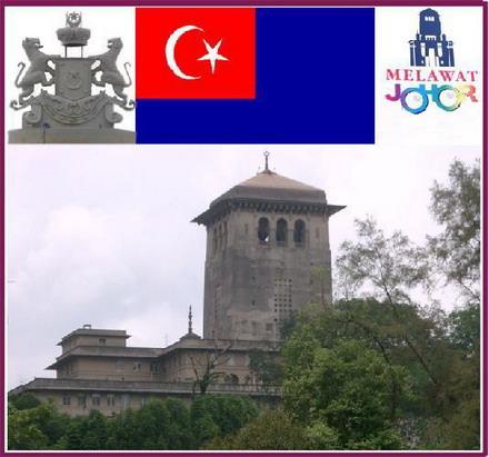 Jom pegi Johor Bahru! Yeah!