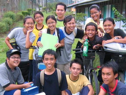 Kumpulan Penari & Guru Pembimbing yang ke Johor
