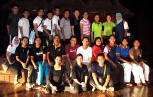 Jurulatih KKC Malaysia 2009