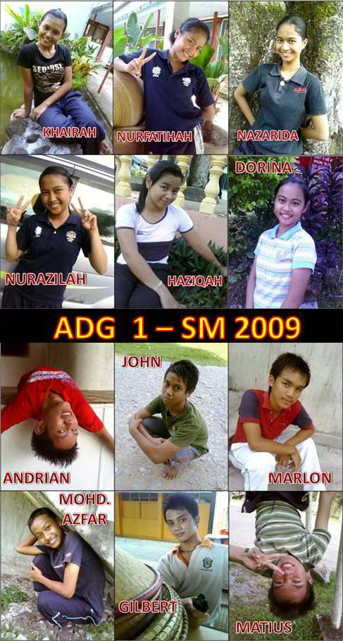 Finalis ADG 1 - SM 2009