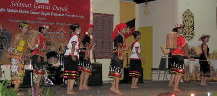 Persembahan Pra Gawai ADG 2008