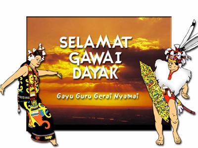 Selamat Hari Gawai Gawai 09