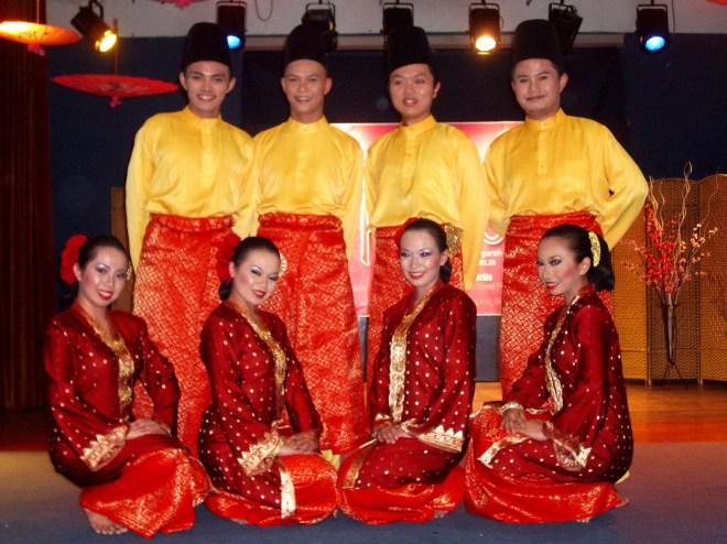 Tarian Gerenek Tanjong Katong - Joget Asli