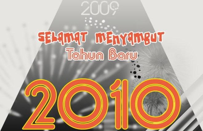 Selamat Tahun 2010