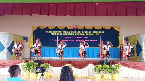 SMK Lundu - Alai Nguan