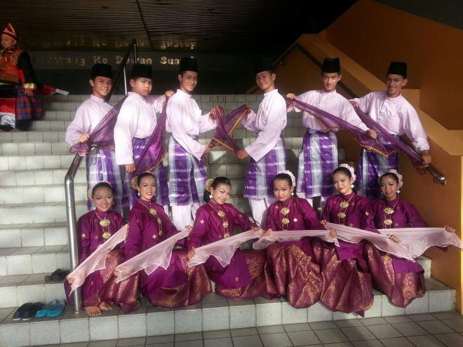 Kostum Melayu