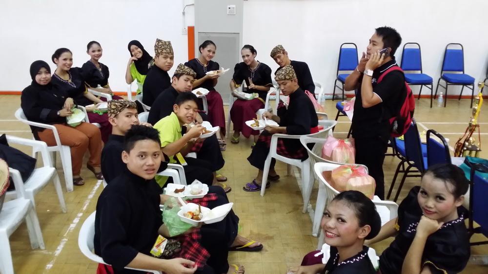 Sekolah Seni Malaysia Kuching Sarawak Malaysia Perokok M